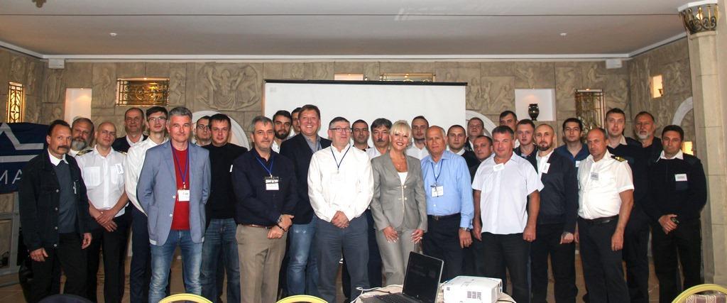 LOMAR SHIPPING Semi-Annual Crew Seminar